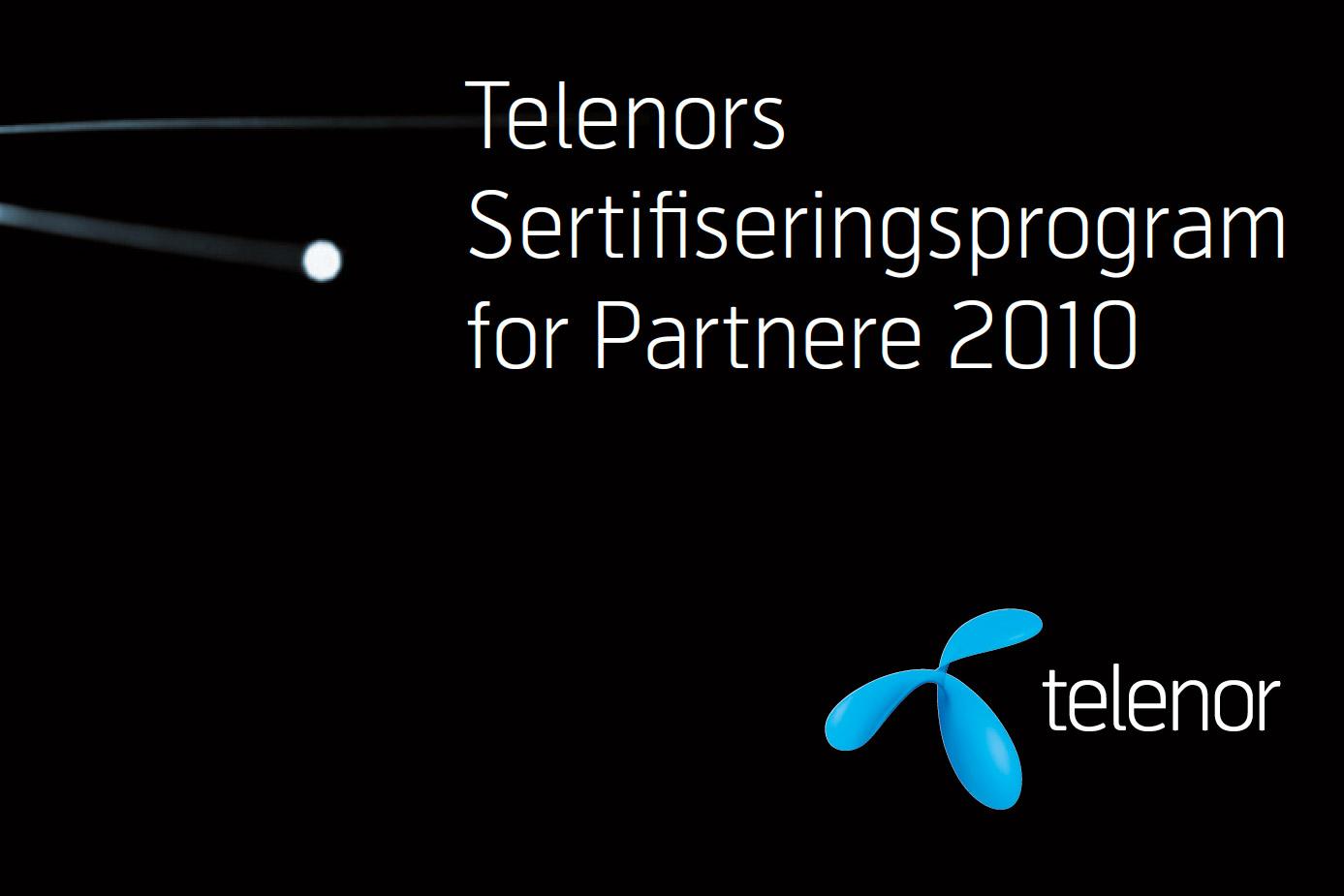 telenors-sertifiseringsprogram