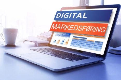 Plattform for digital markedsføring